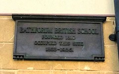 Photo of Black plaque number 33075