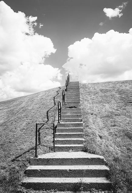 Highland Stairway