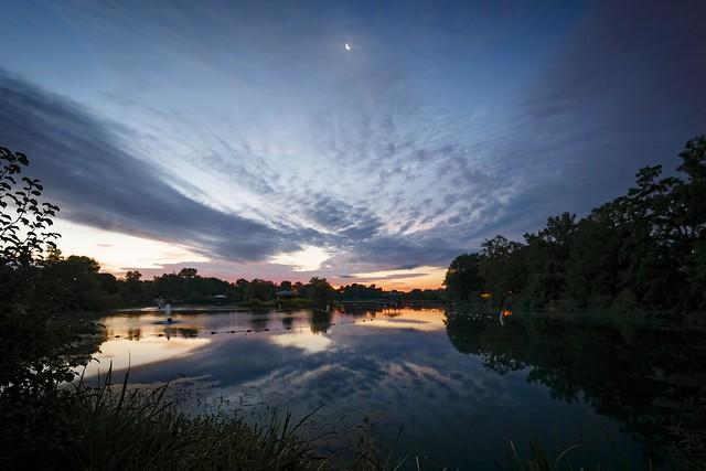 Stephens Lake Sunrise