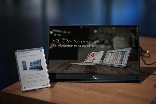 Asus ZenScreen