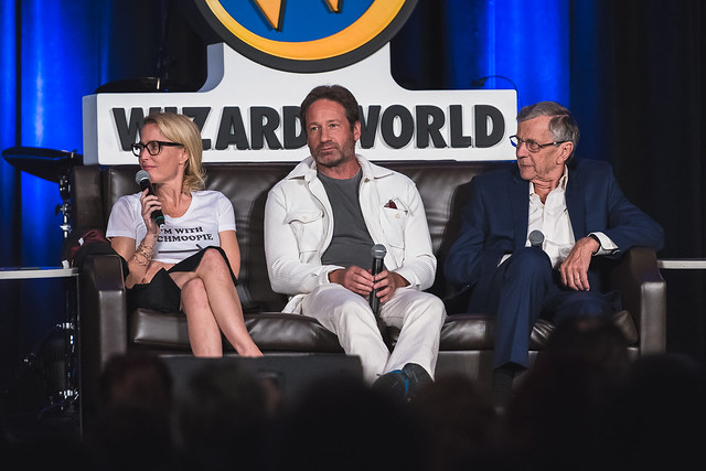 X-Files Q&A Wizard World