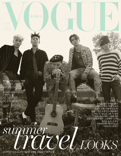 BIGBANG Vogue July 2015 013