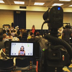#glendorawwe  presentations will also be online.
