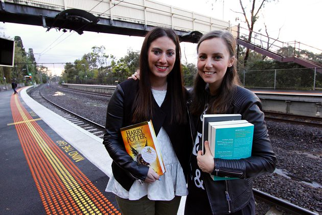 Books on the Rail