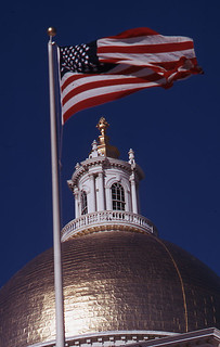 Massachusetts State House Dome
