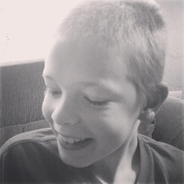 Happy birthday, my sweet Joshua!