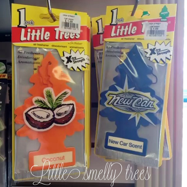 Little Smelly Trees