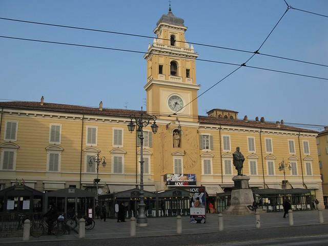 Parma Train Station