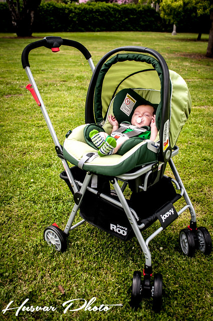 The Essential Roo Infant Car Seat Frame Stroller Joovy