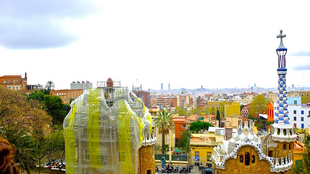 Europe 2013 | Park Güell @ Barcelona, Spain
