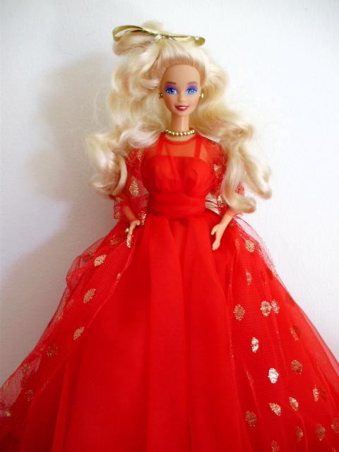Evening flame Barbie 1991