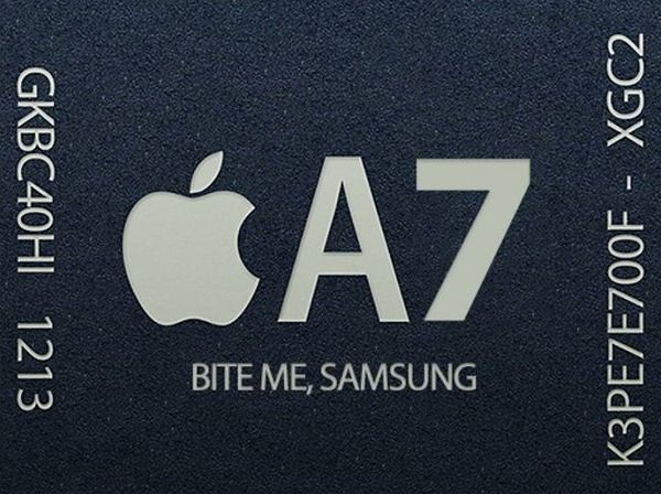 Чип Apple A7
