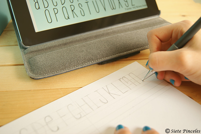 Aprender caligrafia 3_Handlettering 3