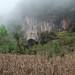 Neblina con Piedras y Maíz;  atrás de San Pedro y San Pablo Ayutla, Región Mixes, Oaxaca, Mexico 92 por Lon&Queta