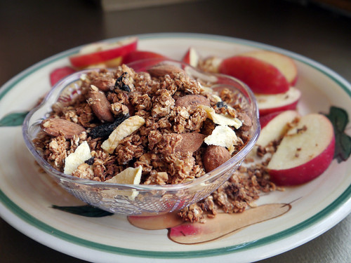 2013-04-13 - Apple Cinnamon Granola - 0003