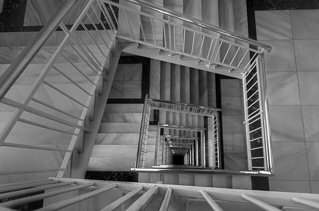 Escaleras del Servet