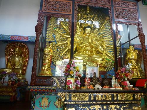 Guizhou13-Zunyi Temple Xiangshan (11)