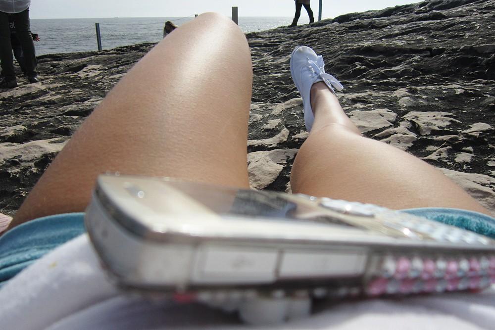 ♥ Sun bath