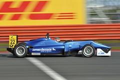 FIA European Formula 3 championship-Silverstone 2013.