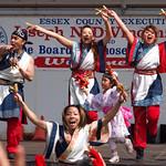 10tecomai: Yosakoi Dance Project, 2013 Essex County Cherry Blossom Festival, Branch Brook Park, New Jersey