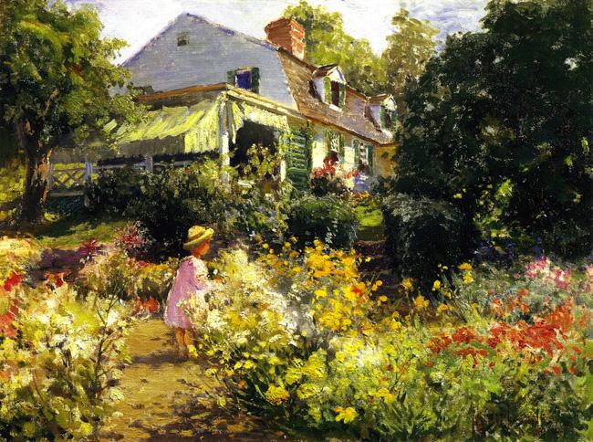 In Vorhee's Garden