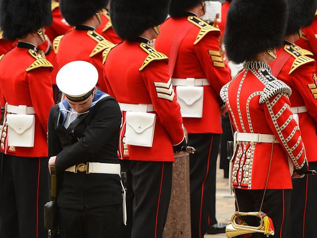 funerals involving royal navy