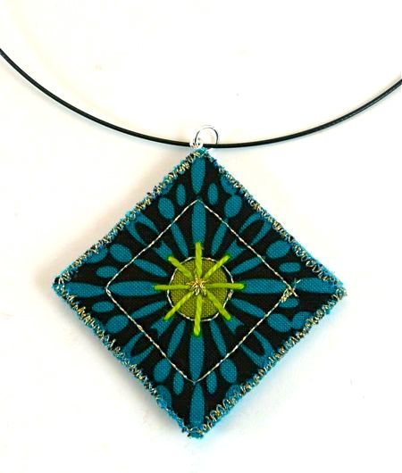 quilted-pendant