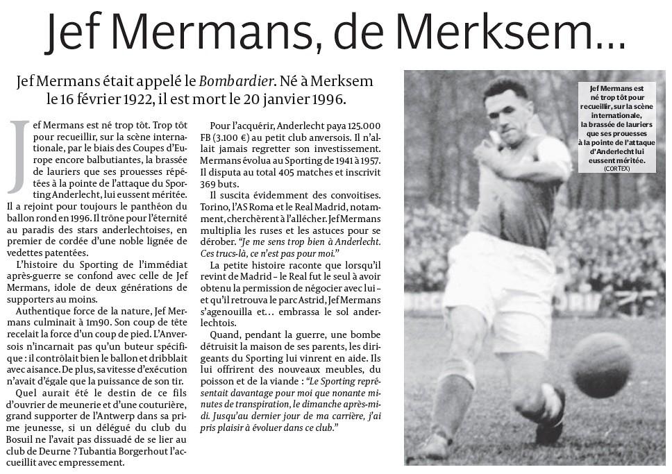 Joseph Mermans Net Worth