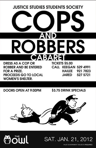 The Owl - Cops and Robbers Cabaret