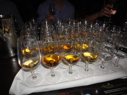 CC whisky tasting at Hart House, Praxis PR