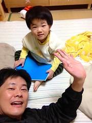 寝る前に読書 2013/4/16