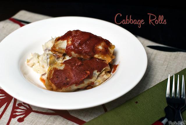 Cabbage Rolls via GirlCarnivore.com