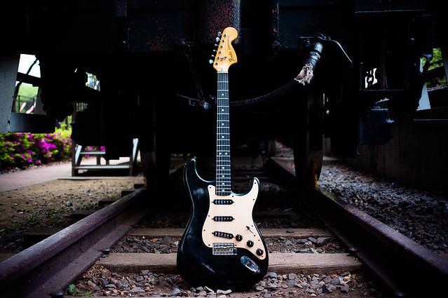 ストラトキャスター / Stratocaster 1977