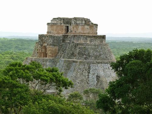 La Pirámide del Adivino (Uxmal, México)