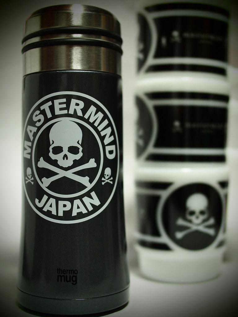 mastermind JAPAN | Themo Mug , Fire-King