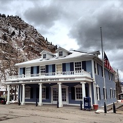 Cutest post office ever? Georgetown, Colorado.