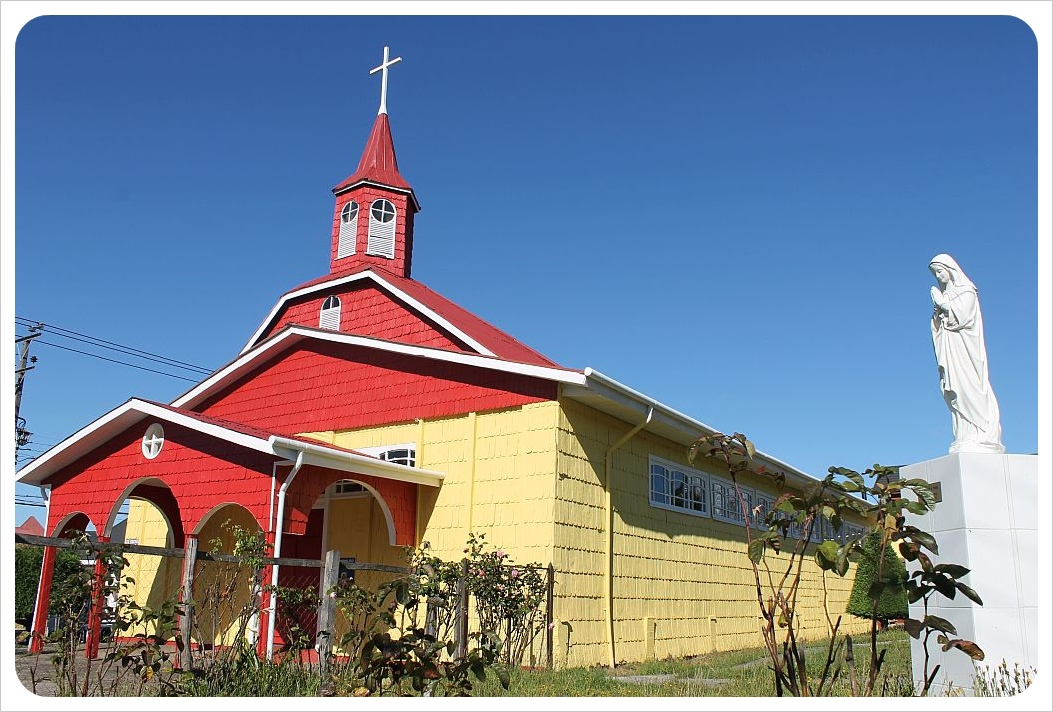 ancud wooden church