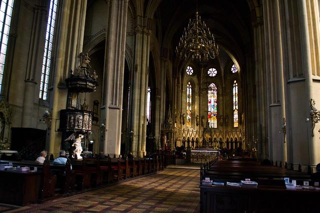 Zagreb Cathedral | Zagreb, Croatia