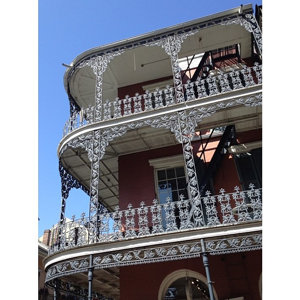 New Orleans. You are so enchanting. #neworleans