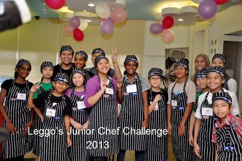 Leggo's Junior Chef Challenge1