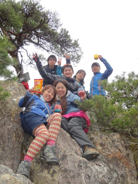 雪彦山(2013.4 (165)