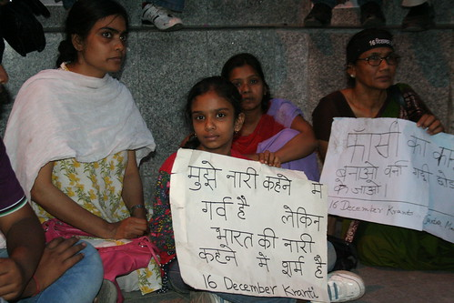 Protests Outside AIIMS Delhi-012