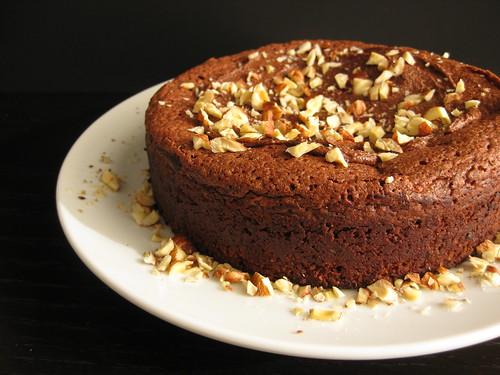 Torta gianduia (Piedmontese Chocolate-Hazelnut Cake), Gluten-free