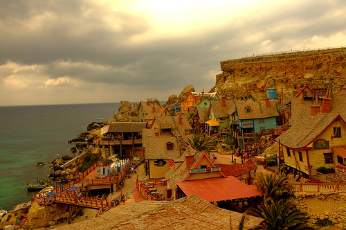 POPEYE Village (o SWEETHAVEN VILLAGE)