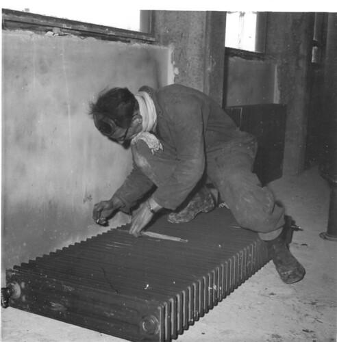 19590128 Pita aan het werk