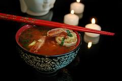 Sopa Thai de Langostinos 123