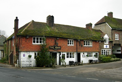 Swan Inn, Fittleworth, West Sussex