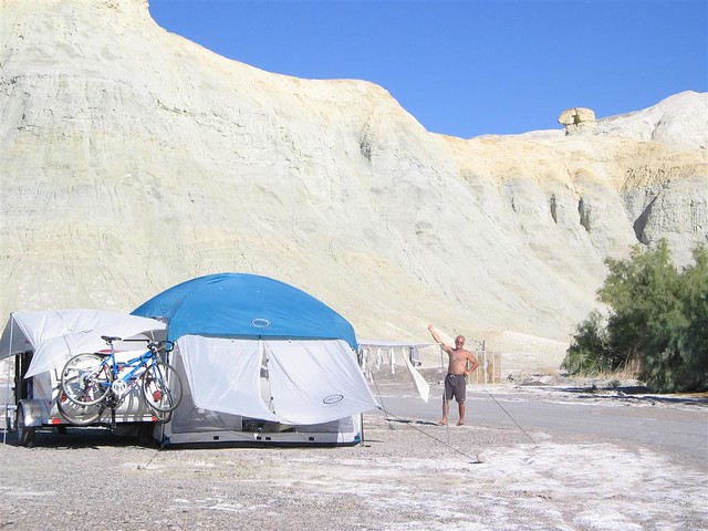 111 Death Valley Campsite