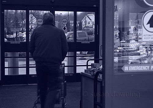 Chore that Never Ends BW