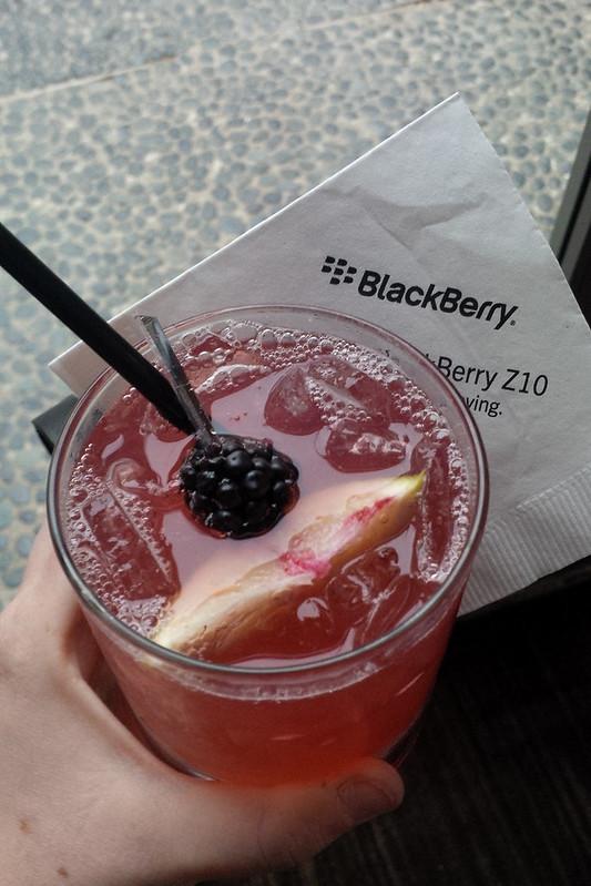 BlackBerry Z10 Launch Dallas